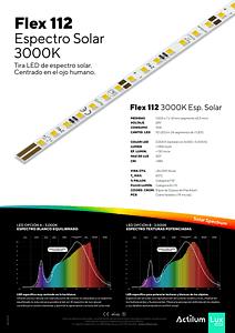 Solar Flex 3000K