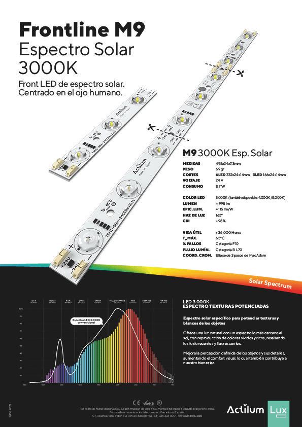 Solar Frontline 3000K
