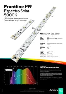 Solar Frontline M 5000K