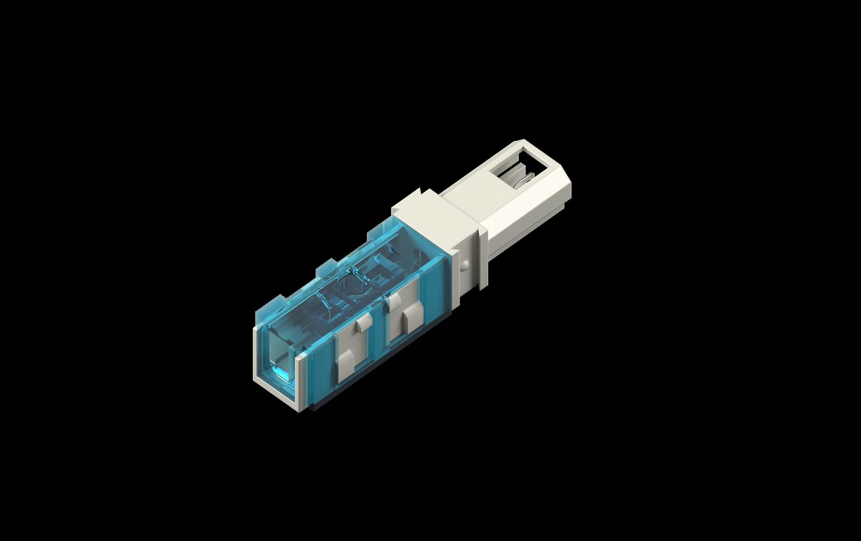 conectores cables regletas led