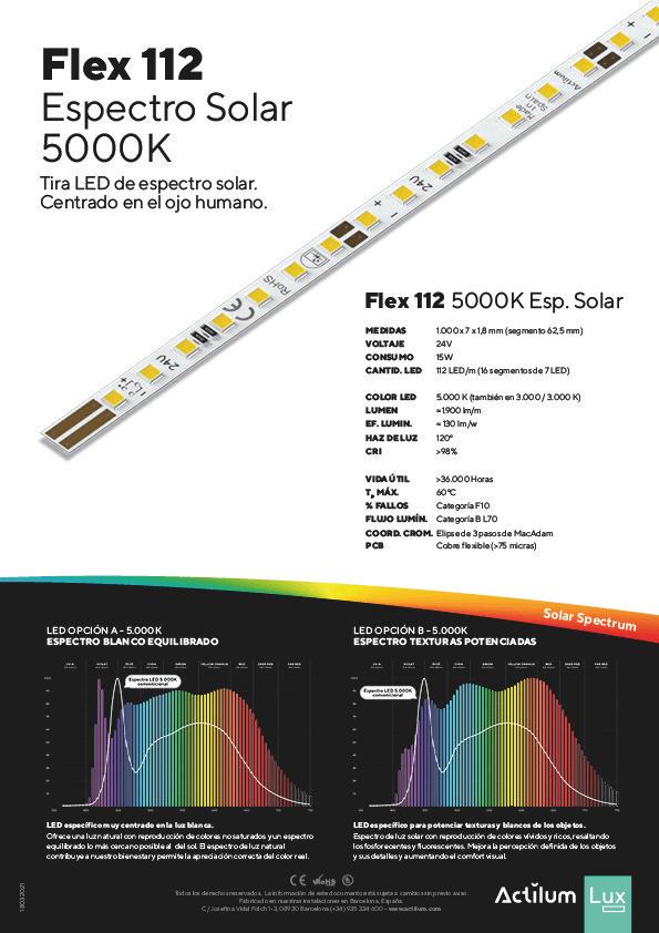 Solar Flex 5000K