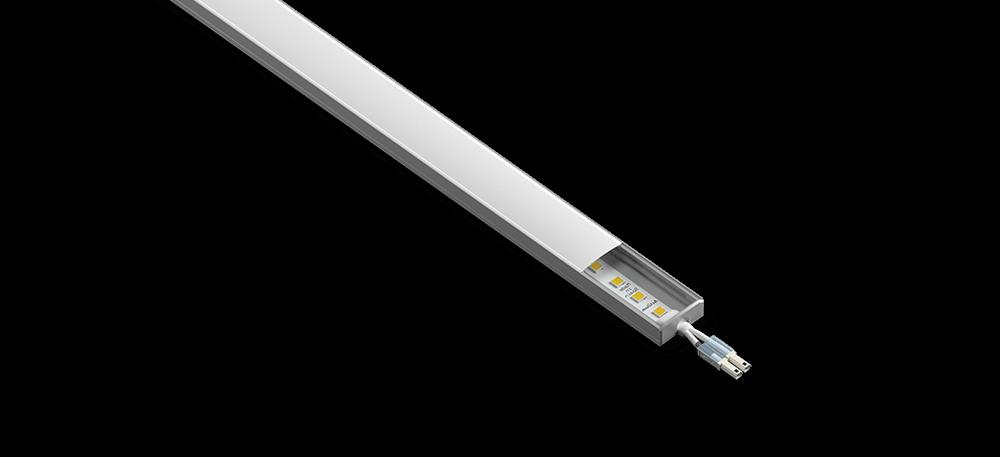 Ruban LED profile aluminium