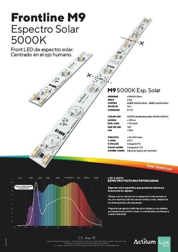 Solar Frontline 5000K
