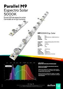 Solar Parallel M 5000K