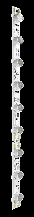 tira LED rigida lightbox caja luz