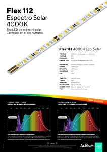 Solar Flex 4000K