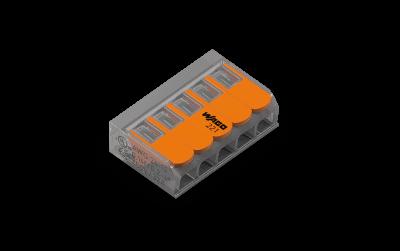 conector wago 5