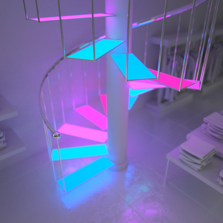 panel led luxpanel actilum