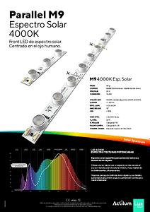 Solar Parallel M 4000K