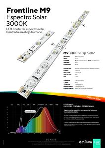 Solar Frontline M 3000K